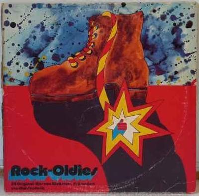 2LP Various - Rock-Oldies, 1974