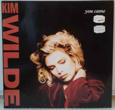 Kim Wilde - You Came, 1988 EX