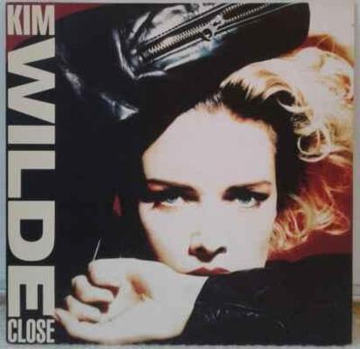 LP Kim Wilde - Close, 1988 EX