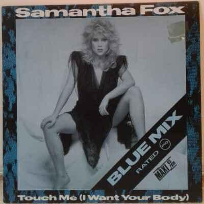 Samantha Fox - Touch Me (I Want Your Body) (Blue Mix) 1986