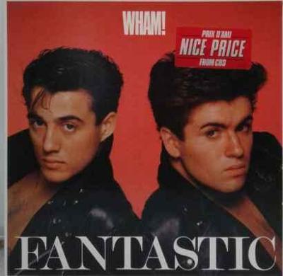 LP Wham! - Fantastic EX