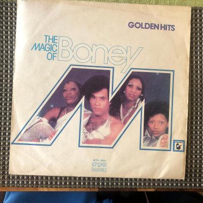 Lp- Boney M- Golden Hits