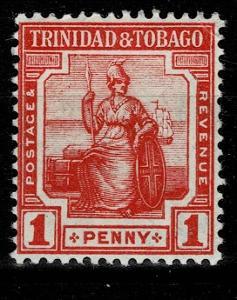 Trinidad a Tobago 1921 Mi 94* - Nr.124