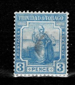 Trinidad a Tobago 1921 Mi 98* - Nr.127