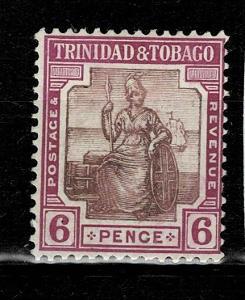 Trinidad a Tobago 1921 Mi 99* - Nr.127