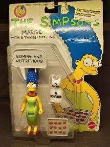 Figurka Marge Simpsonová