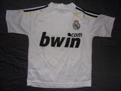Ronaldo/Real Madrid-dětský dres vel.128 od koruny