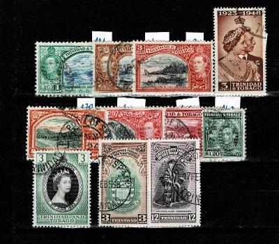 Trinidad a Tobago MIX - Nr.127