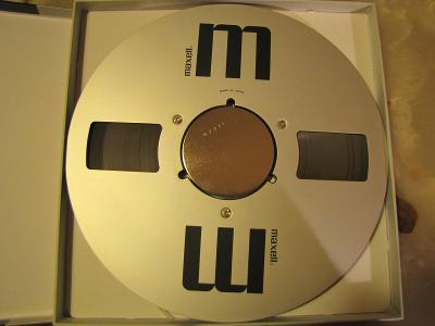 MAXELL XL 1 35/180 B !! METAL ORIGINAL JAPAN ! VELMI ZACHOVALE ! č.2