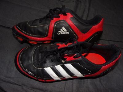 Adidas-pěkné kopačky vel.UK-4