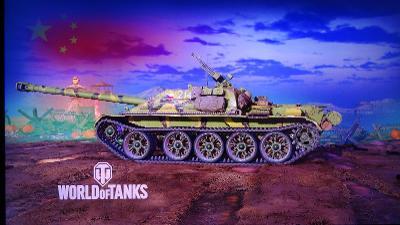 XBOX účet WOT World of Tanks +10 her na XBOX ONE Rock of Ages + další