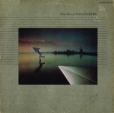 RAINBOW - The Best of Rainbow - 2CD 1981 hard rock