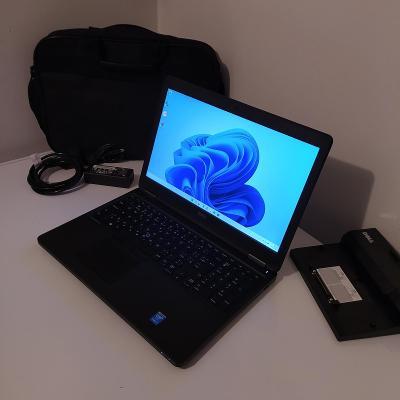 dell e5550 i7-5600u, 256 Gb SSD, 8GB RAM,GeForce 840M 2GB