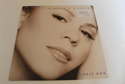 Mariah Carey - Music Box -Špič. stav- Europe 1993 LP Naprosto VZÁCNÉ!