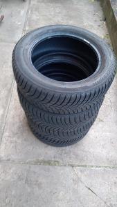 4x zimní pneu Bridgestone Blizzak 205/55R16