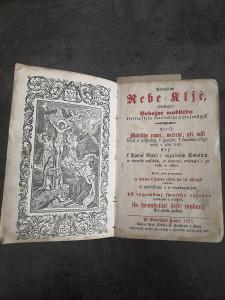 Historická kniha 1861!