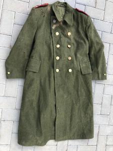Kabát major zeman, snb, police, četník