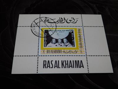 Aršík - Kosmos - Ras al Khaima