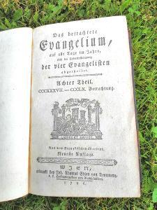 historická kniha 1786!