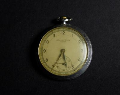 Starožitné švýcarské kapesní hodinky