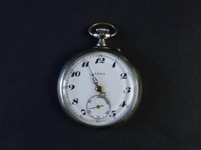 Starožitné kapesní hodinky Aera