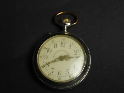 Starožitné kapesní hodinky Rosskopf
