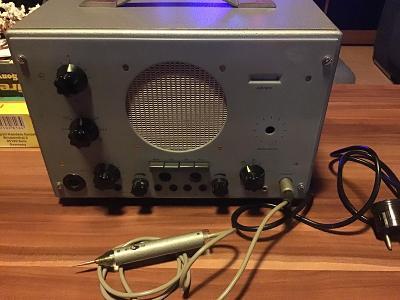 Elektronkový sledovač signálu