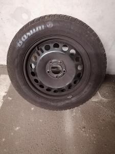 4ks zimní pneu + disky na Chevrolet Orlando, r.v. od 2011