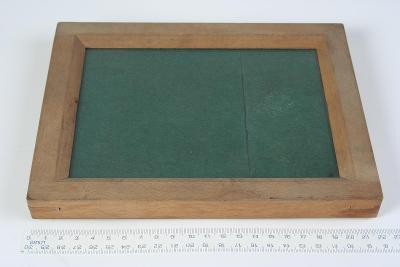 Historický kopírovací rámeček 13X18cm.