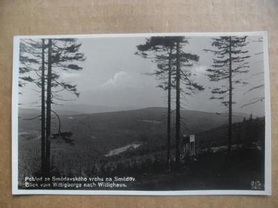 Smědava Jizerské hory Liberec