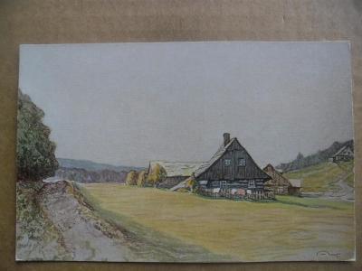 Jizera Jizerka Jizerské hory Liberec Jablonec nad Nisou