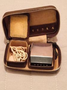 transistorový naslouchací přístroj TESLA  ALS 210