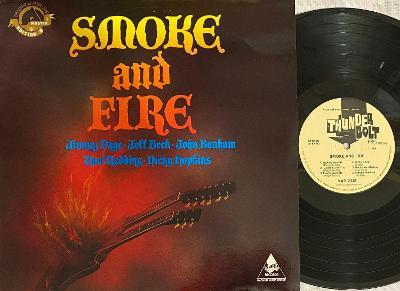 Jimmy Page, John Bonham & Others - Smoke And Fire