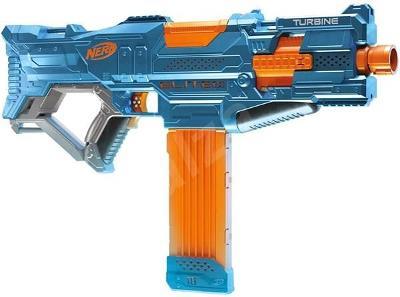 Nefunkční a pouze pro podnikatele: Dětská pistole Nerf Elite
