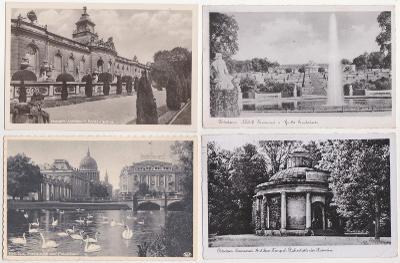 Německo, Postupim, Potsdam (19 ks) 1935-1955