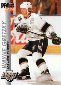...W.Gretzky 92-93 Pro Set