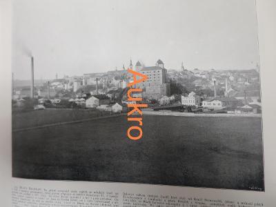 Mladá Boleslav a Strakonice 1898