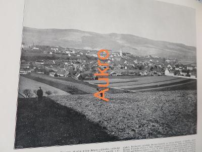 Valašské Meziříčí a Bečov nad Teplou 1898