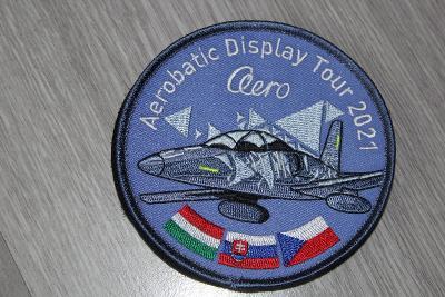 nášivka AERO L-39NG