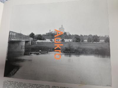 Pardubice a Žďár nad Sázavou  1898