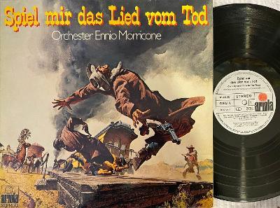 Orchester Ennio Morriconne - Spiel Mir Das Lied Vom Tod