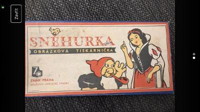 Tiskarnicka Snehurka