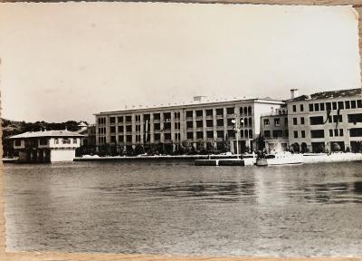 Retro pohlednice z Jugoslávie  - Brioni 1957