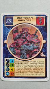 Doomtrooper - Ostrovan Grinder