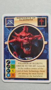 Doomtrooper - Algerothův Nefarit