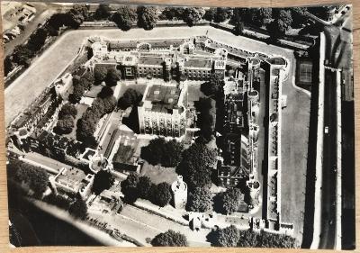 Retro pohlednice z Anglie  - Londýn 1969