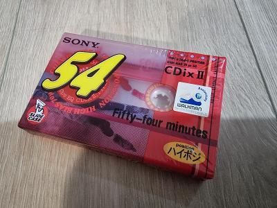 SONY CDix II 54