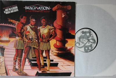 Imagination – In The Heat Of The Night LP 1982 vinyl super stav NM-