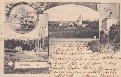 Rychmburk - okénková