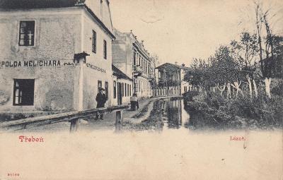 Třeboň - Lázně